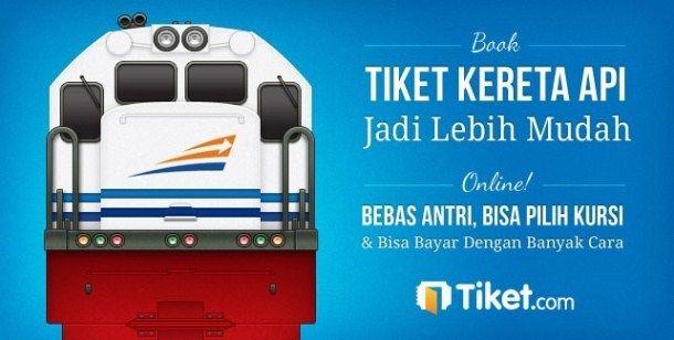 tiket com kereta api