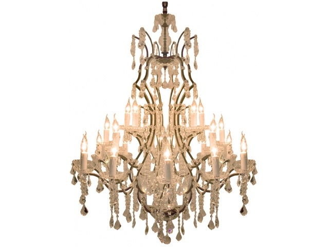 Weylandts | Products | Homeware | Antique Hanging Chandelier (Large)