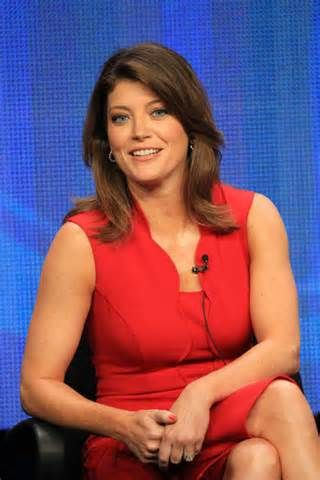 CBS' Norah O'Donnell focuses on news as Mahmoud Ahmadinejad calls her ...