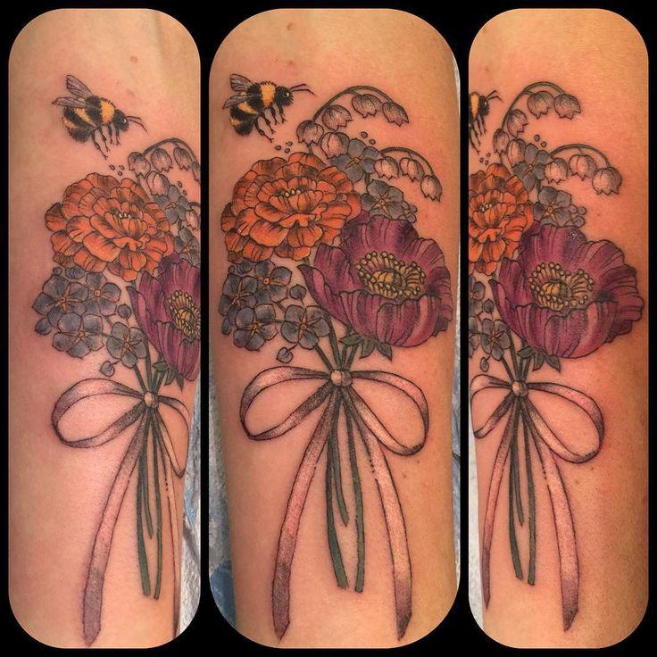 13 best marigold tattoo images on pinterest marigold tattoo marigold flower and october birth. Black Bedroom Furniture Sets. Home Design Ideas