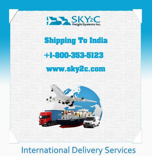 Visit us at www.sky2c.com or call us Toll Free at +1.800.353.5128 to get Instant Quotes on Moving & Shipping To India.