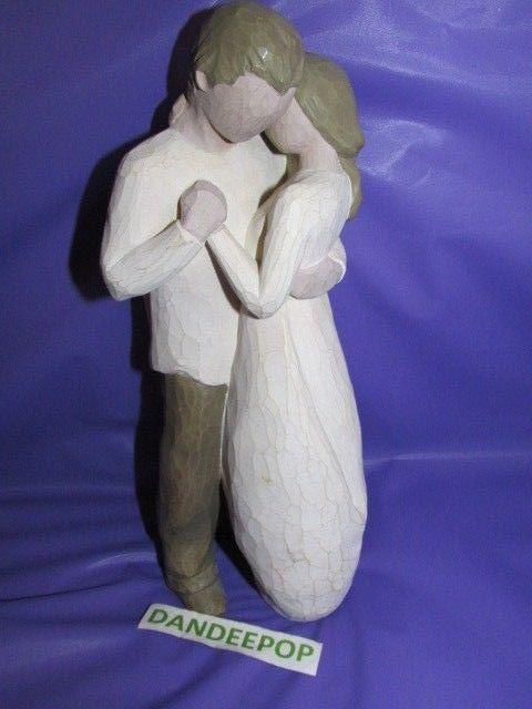 Willow Tree Promise Figurine Demdaco 2003 Susan Lordi  #willowtree #promise #figurine #susanlordi #dandeepop Find me at dandeepop.com