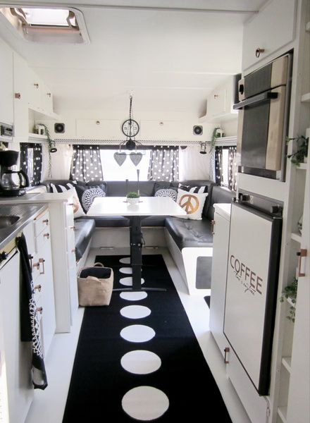 Beautiful 90+ Interior Design Ideas For Camper Van