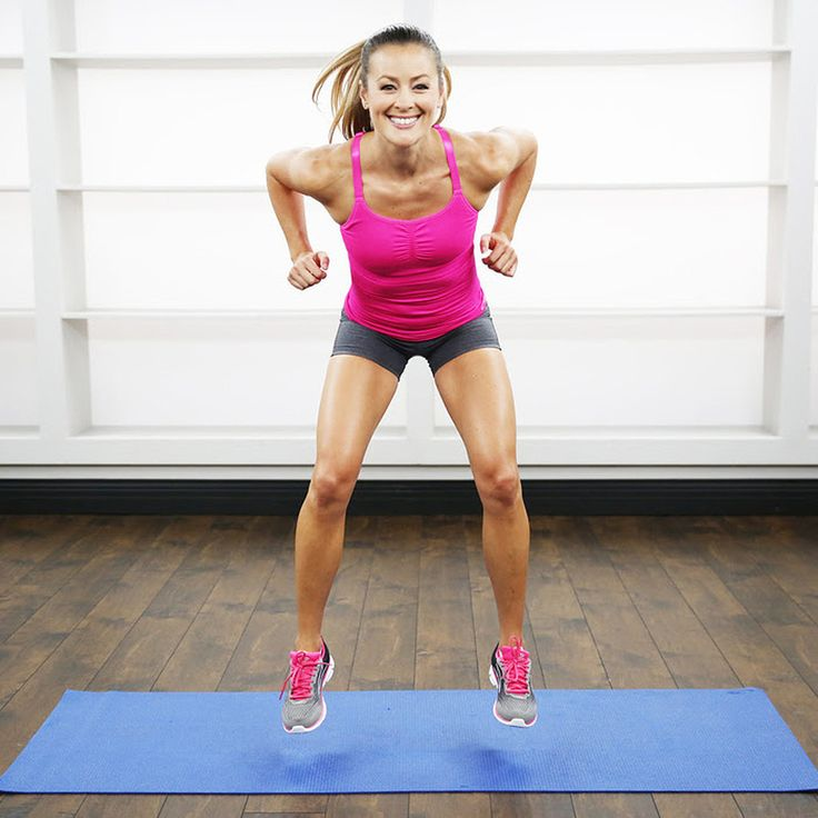 Bye-Bye Cottage-Cheese Thighs: 5-Minute Leg-Toning Workout: Your legs are truly lovely and take you everywhere you want to go, but if you sometimes scan them in the mirror and think of cottage cheese, here's a workout for you.
