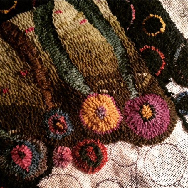 979 Best Rug Hooking Images On Pinterest