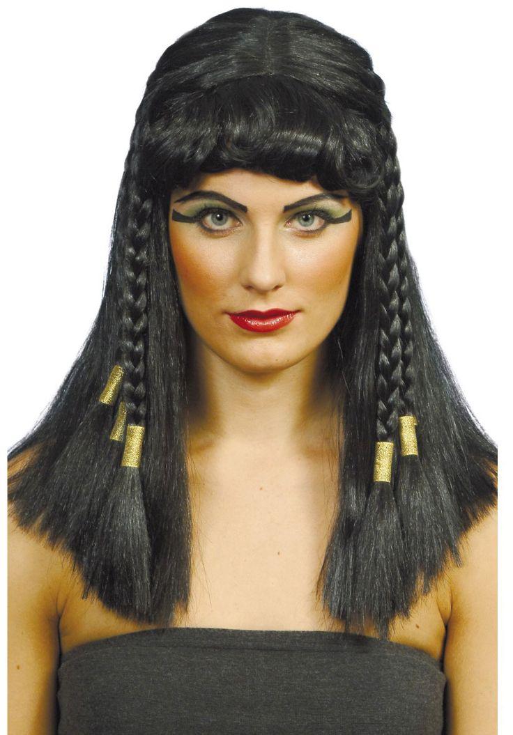 Cleopatra Wig Black - Historical at Escapade™ UK