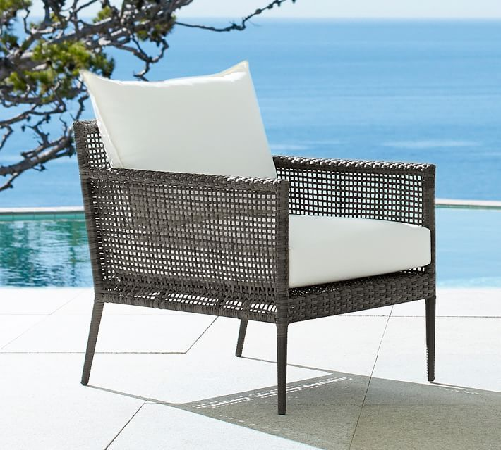 Cammeray All Weather Wicker Occasional Chair