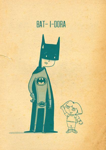 #Bat y Dora/batidora
