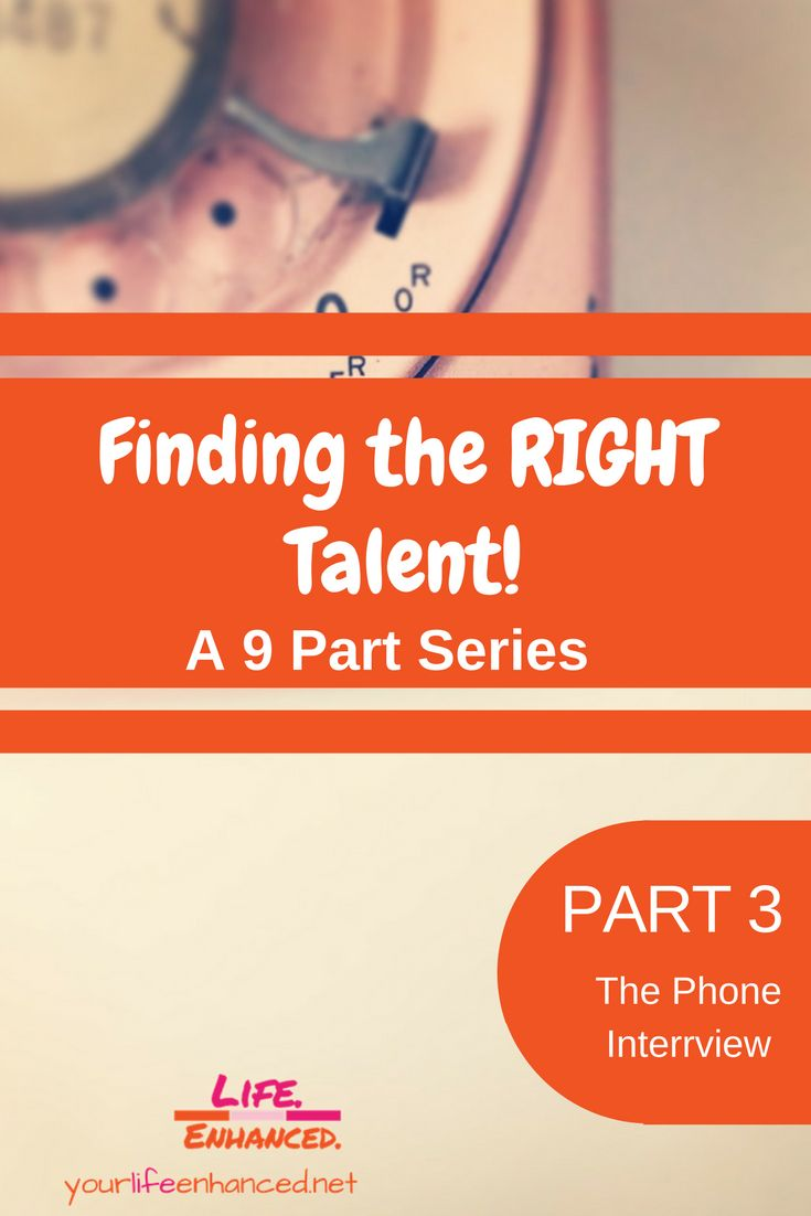 Finding the RIGHT Talent – a 9 part series – PART 2 – Cover Letters and Resume Review  How to find the right talent and make evidence-based hiring decisions  Yourlifeenhanced.net