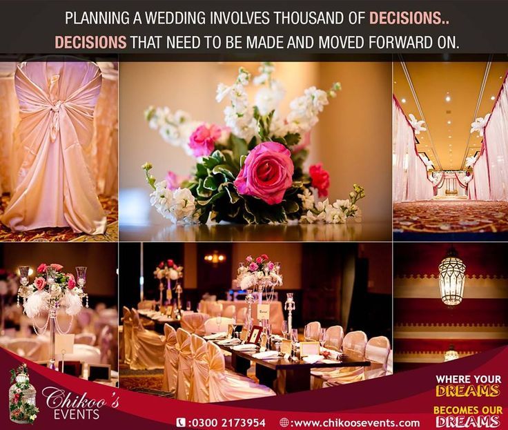 Chikoo's Events -------The intelligent way to plan. Call Now: 03002173954 #wedding #eventplanner #stages #decor #party #eid