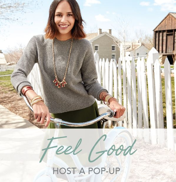 Host a Pop-up