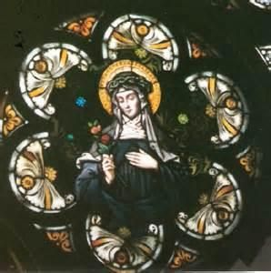 "Saint Rose of Lima, T.O.S.D. (1586 – 1617)  She was born Isabel Flores y de Oliva in the city of Lima, then in the Viceroyalty of Peru. Her later nickname ""Rose"" comes from an incident in ...(Read the rest of the story here:) https://www.facebook.com/St.Eugene.OMI"