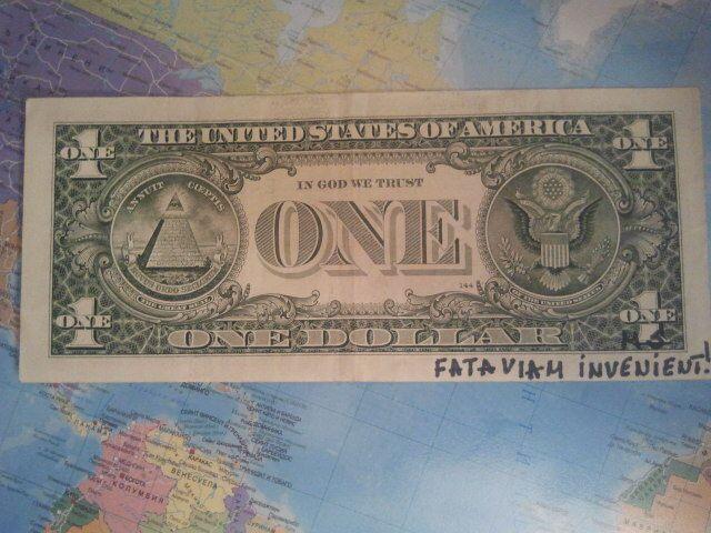 ...MS Free Dollar...Fata viam invenient!