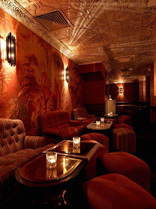 Le plus chic : Le Ballroom du Beefclub