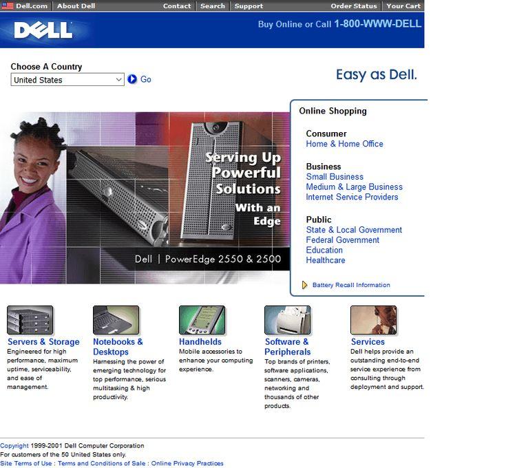 Dell 2001
