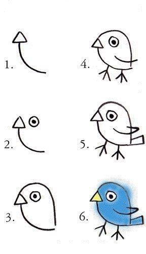 Учимся рисовать — Сайт для мам