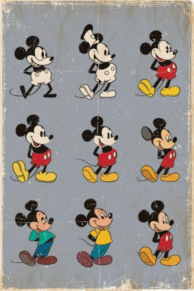 Walt Kidney World — tinkeperi: Disney's Mickey Mouse:)