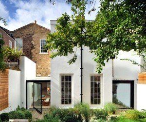 Victorian terrace house gets fascinating facelift
