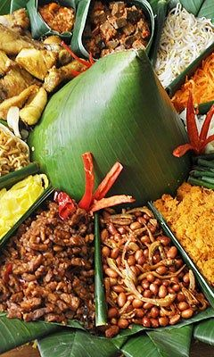 Nasi Tumpeng Enak di Jakarta | Nasi Kentjana Online