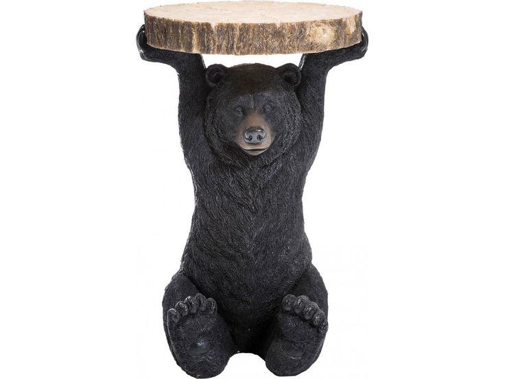 Stolik Kawowy Bear I — Ławy, Stoliki kawowe Kare Design — sfmeble.pl