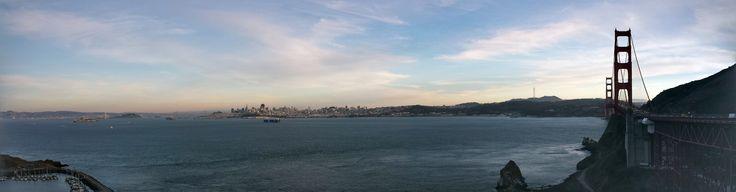샌프란시스코 #미국여행 #Golden #Gate #Bridge
