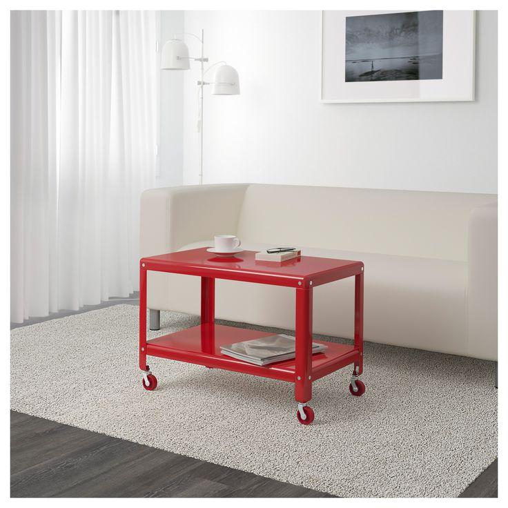 Ikea Coffee Table On Casters: IKEA IKEA PS 2012 Coffee Table The Castors Make It Easy To