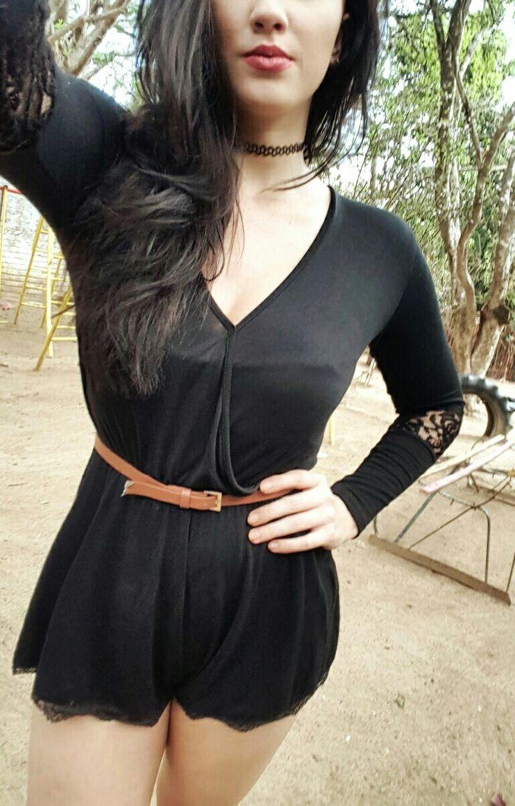 #onepiece #fashion #style #black