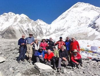 Tibet group tour whenever effortlessly. We offer Everest group tours packages and win new companions even.