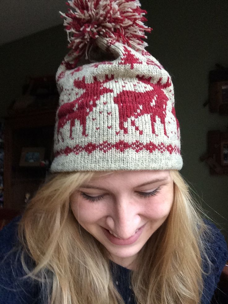 My new home alone moose hat! Threads/Kicks/Bling ...