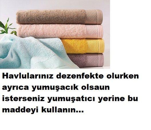 havlu-yıkarken-bu -maddeyi-kullanın
