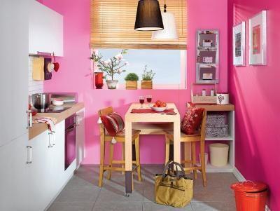 217 best Pink Kitchen images on Pinterest   Pink kitchens, Kitchen ...