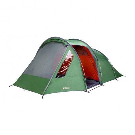 De Omega 500 XL lichtgewicht #tent van @vangooutdoor biedt ruimte voor vijf personen. Het instapgemak wordt vergroot door een deur aan zowel de voor- als zijkant.