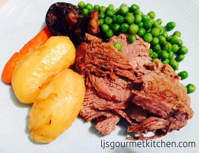 Stroganoff Beef Pot Roast! #Yiah