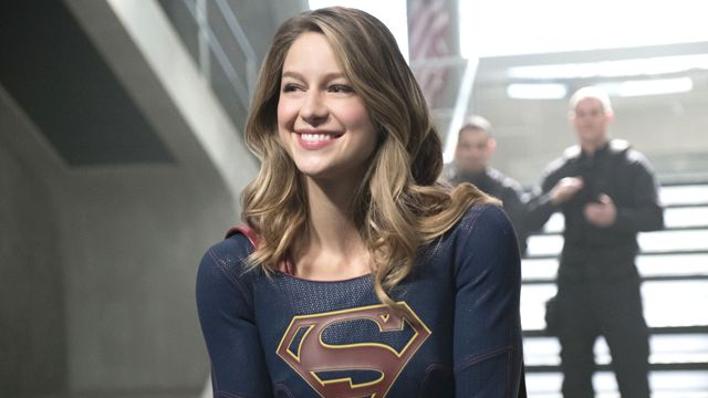 cool Supergirl Episode Clip and Featurette