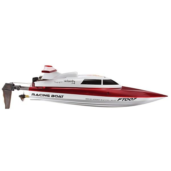 FT007 RC Speed båd RTR 2.4 GHz - ToyTrade.dk