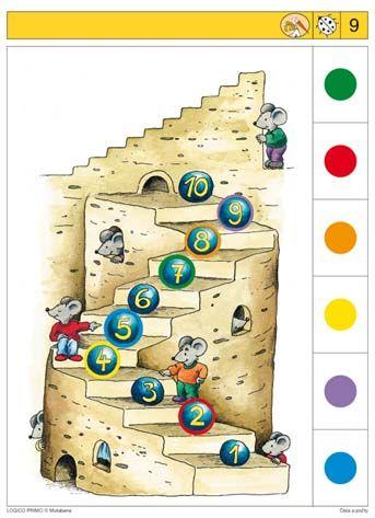 Piccolo: lieveheersbeestje kaart 9 oplossing