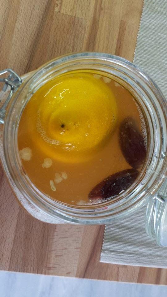 Nuestra compañera del grupo de facebook Kefir Celeste Moraes ha probado esta deliciosa receta con sus nodulos de kefir de agua y segun su...