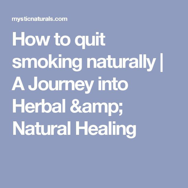 Best 25+ How To Quit Smoking Ideas On Pinterest