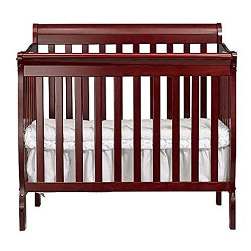 This strong and long lasting #crib grows with your child. It is designed to be part of your child's life for years. The Kayla 3 in 1 crib transforms from a crib ...