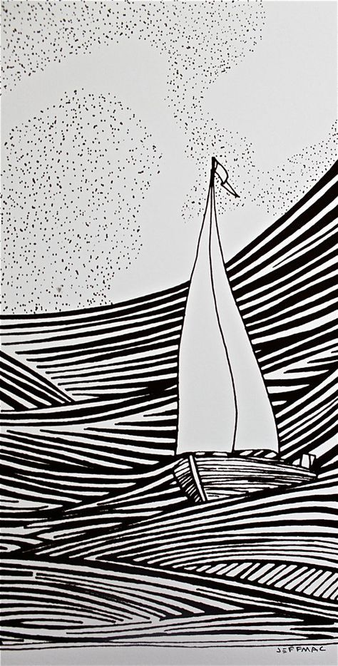 Line Art Boat : Best sailboat drawing ideas on pinterest