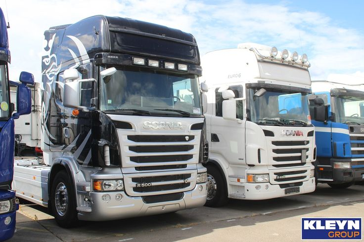 V8 or Euro 6? We've got the Scania you are looking for.