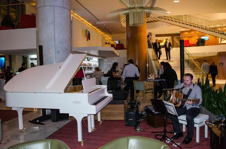 Live music is the key to any spectacular event.