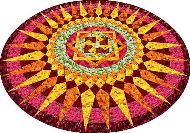 Onam Pookalam 100+ athapookalam designs collections 2015 | Happy Onam images and Wishes | Happy Onam | Onam pookalam | Onam images | onam wishes | Onam 2016