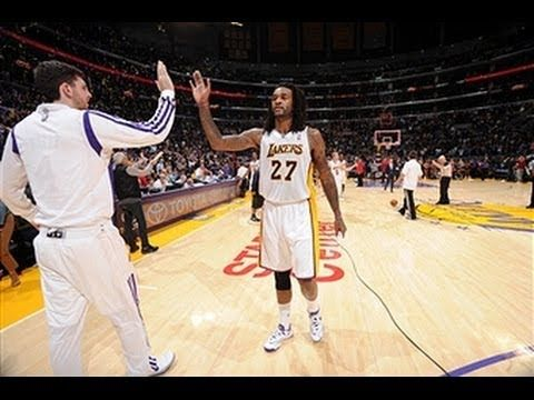 ▶ NBA Nightly Highlights: November 17th - A Laker hits career highs and there was a game-tying basket at the buzzer during Sunday's NBA action. Visit nba.com/video for more highlights.