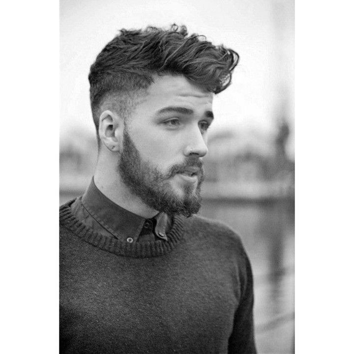 Account Suspended Wavy Hair Men Short Wavy Hair Medium Hair Styles
