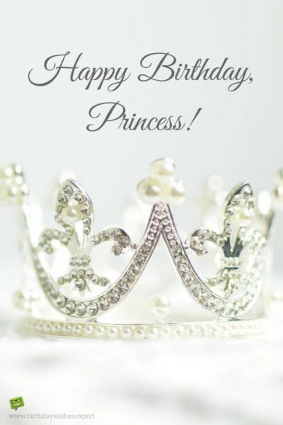 Happy Birthday, Princess!