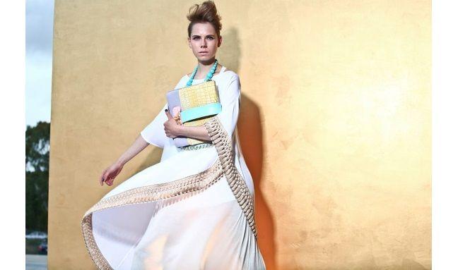 Φόρεμα και τουνίκ Wildwood,τσάντα Κaterina Psoma,όλαFree Shop.κολιέ Sotris. #welovewomen2014 #welovewomen_goldenhall