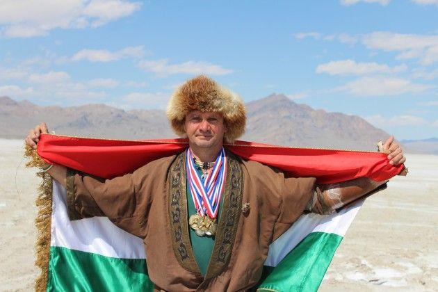 Aranyéremeső az USA-ban: Mónus József – 6 aranyérem, 6 világcsúcs