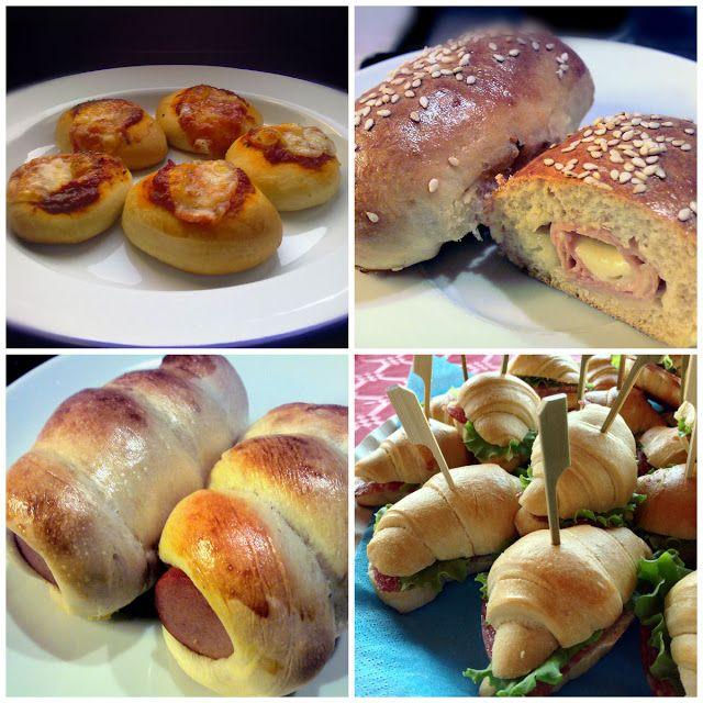 Vivi in cucina: Impasto '' tavola calda ''