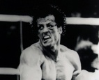 Rocky Balboa!! Took a beating & just kept coming!
